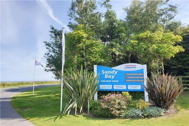 Sandy Bay Park of Sandy Bay Caravan Park, North Seaton, Ashington, Northumberland NE63