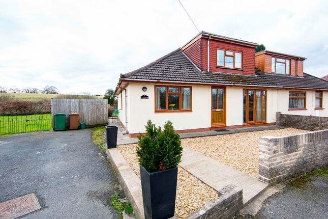 Thumbnail Bungalow for sale in Brooklands, Nelson, Treharris
