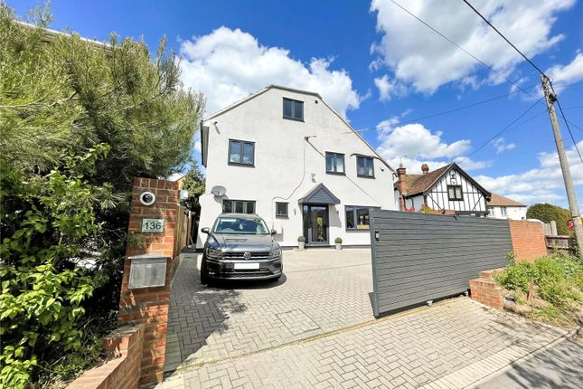 4 bed detached house for sale in Shirehall Road, Hawley, Dartford, Kent DA2