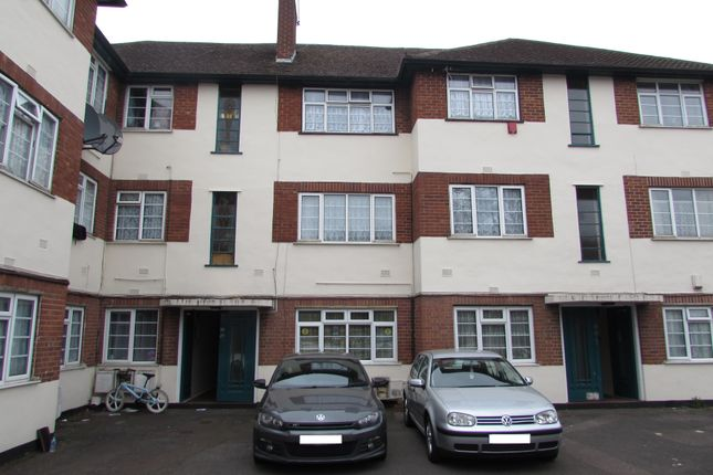 Thumbnail Flat for sale in Stanley Avenue, Wembley