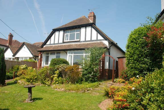 Thumbnail Detached house for sale in Sidford Road, Sidford, Sidmouth