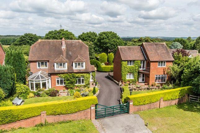Thumbnail Detached house for sale in Nomansland, Salisbury