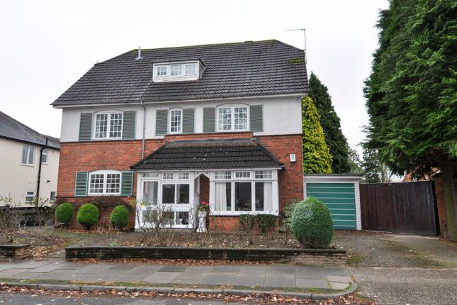 Thumbnail Detached house for sale in Barron Road, Northfield, Birmingham
