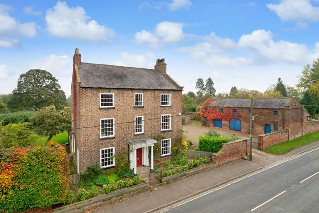 Thumbnail Detached house for sale in Grove House, South Kilvington, Thirsk, North Yorkshire