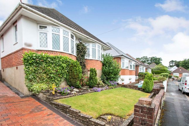 Thumbnail Detached bungalow for sale in Dowlands Road, Bournemouth