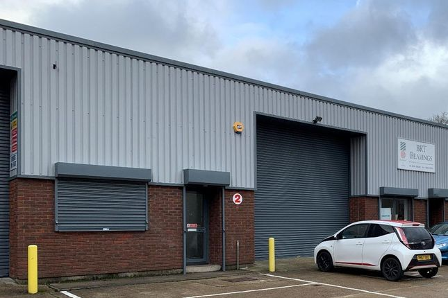 Thumbnail Warehouse to let in Unit 2 Fleming Close, Segensworth, Fareham, Hampshire