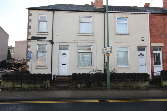 Thumbnail Semi-detached house to rent in Newgate Lane, Mansfield