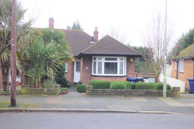 Thumbnail Bungalow for sale in Hamilton Road, Cockfosters