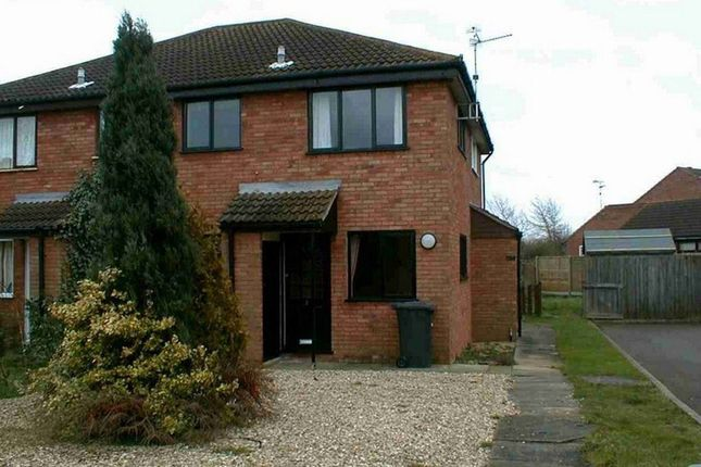 Thumbnail Property to rent in Wainwright, Werrington, Peterborough