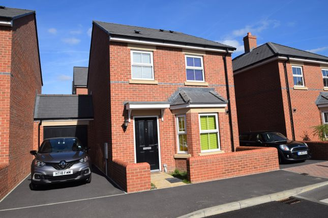 Thumbnail Link-detached house to rent in Hawkins Way, Eastleigh