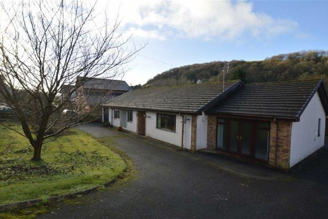 Thumbnail Detached bungalow for sale in Arlary, Llandre, Aberystwyth