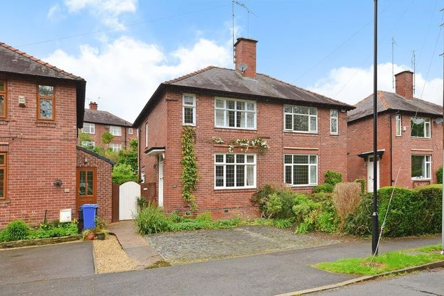 3 bed semi-detached house for sale in Laverdene Avenue, Totley Rise, Sheffield