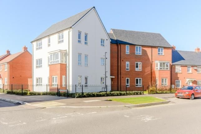 Thumbnail Flat for sale in Planets Way, Biggleswade, Bedfordshire