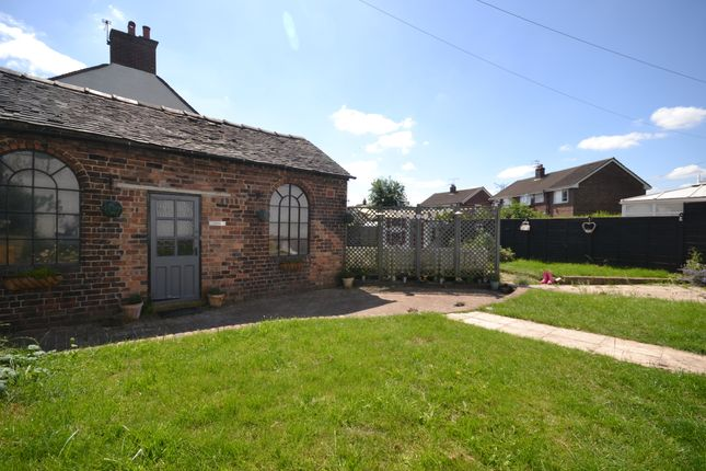 Thumbnail Detached house for sale in High Street, Knutton, Newcastle