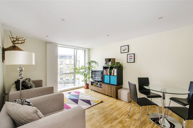 Thumbnail Flat for sale in Grant House, Liberty Street, London