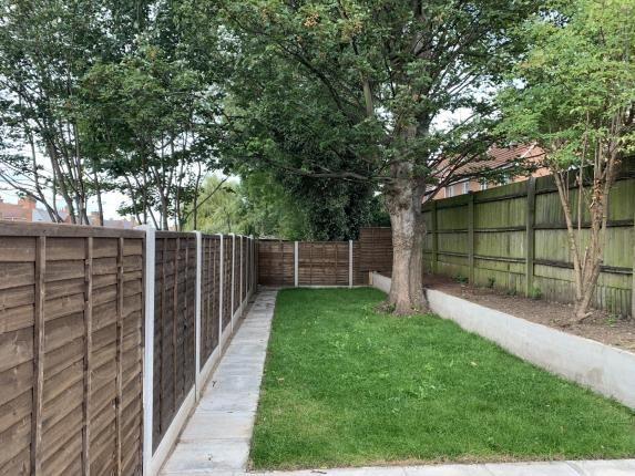 Garden of Spring Road, Tyseley, Birmingham, West Midlands B11