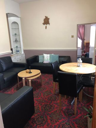 Living Room of Middleton Road, Manchester M8