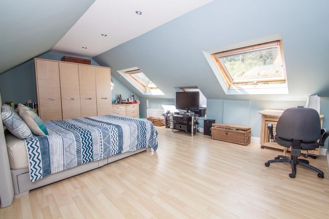 Master Bedroom of Cheshire Drive, Plymouth PL6