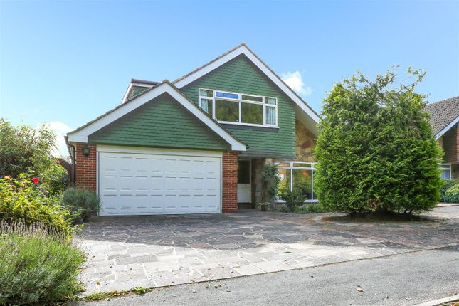 Thumbnail Detached house for sale in Chesham Close, Cheam, Sutton