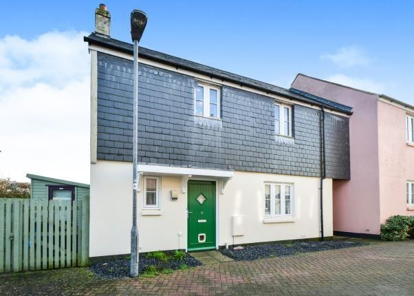 3 bed end terrace house for sale in East Allington, Totnes, Devon
