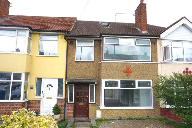 Thumbnail Terraced house to rent in Summit Road, Northolt