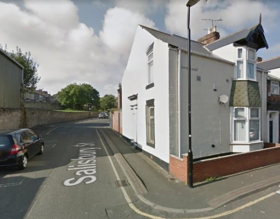 Thumbnail Terraced house for sale in Salisbury Street, Sunderland