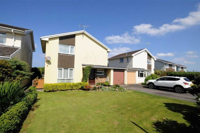 Thumbnail Semi-detached house for sale in Haven Road, Crackington Haven, Bude, Cornwall