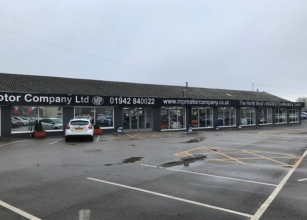 Thumbnail Retail premises for sale in Church Street, Westhoughton