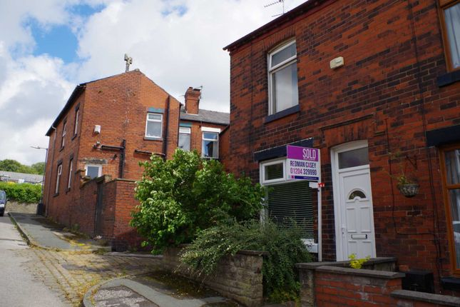 Thumbnail Terraced house to rent in Bateman Street, Horwich, Bolton