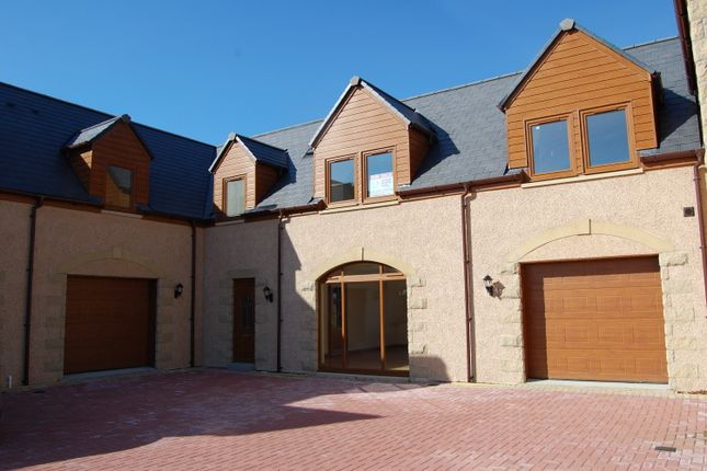 4 bed terraced house for sale in Woodside, Calcots Road, Elgin