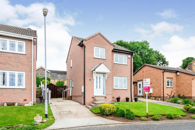 Thumbnail Detached house for sale in Brampton Court, South Elmsall, Pontefract