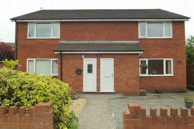 Thumbnail Flat to rent in Croft Gardens, Kirkham, Lancashire