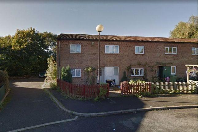 Thumbnail 3 bed terraced house to rent in Shipton Hill, Bradville, Milton Keynes