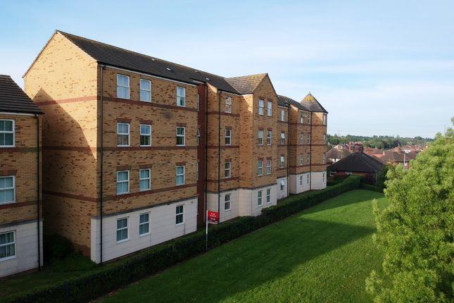 Thumbnail Flat to rent in Elvaston Court, Grantham