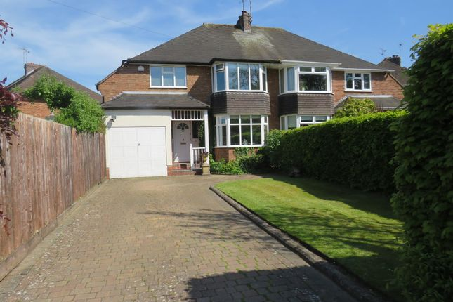 Semi-detached house for sale in Malvern Road, Balsall Common, Coventry