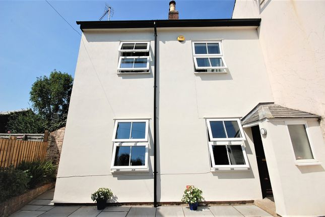 Thumbnail End terrace house for sale in Church Street, Charlton Kings, Cheltenham, Gloucestershire