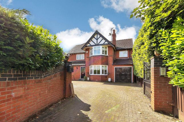 5 bed detached house for sale in Higher Lane, Lymm WA13