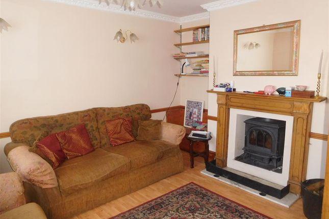 Living Room of White Street, Topsham, Exeter EX3