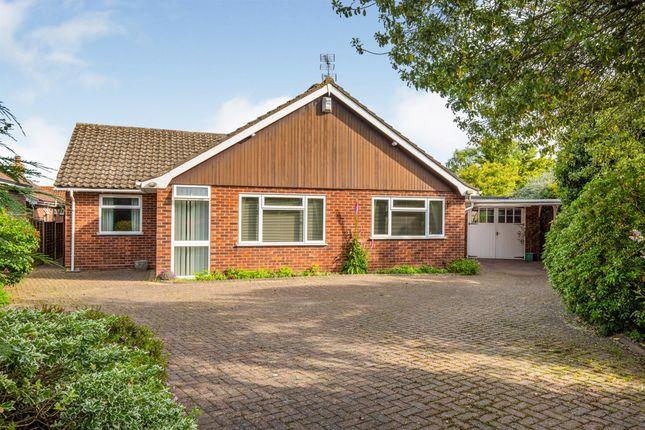 Thumbnail Detached bungalow for sale in Kelling Close, Holt