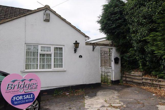 Thumbnail Semi-detached house for sale in Farnborough Road, Farnham