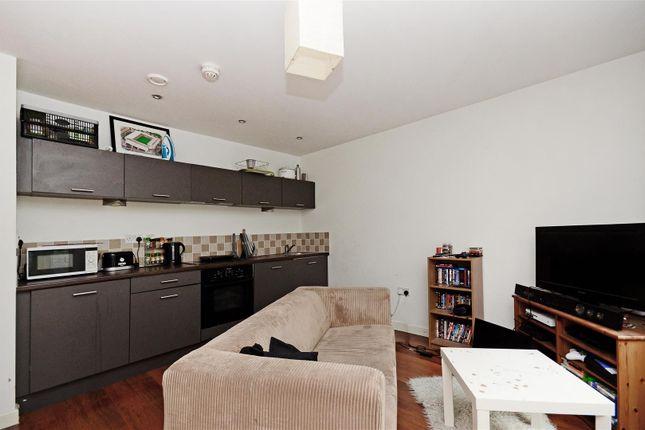 1 bed flat for sale in Upper Allen Street, Sheffield