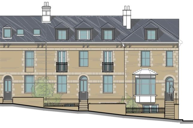 Thumbnail Flat for sale in Brownlow Terrace, Stamford