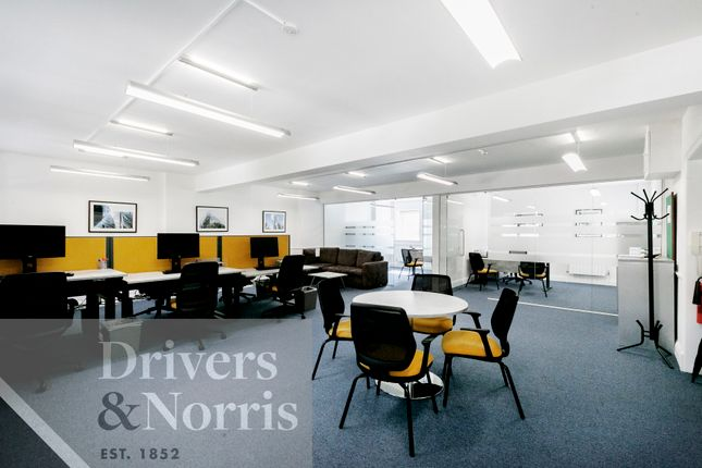 Thumbnail Office to let in Unit 8, Riverside House, Vauxhall Grove