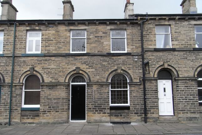 Thumbnail Terraced house to rent in Titus Street, Saltaire, Shipley