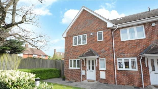 Thumbnail End terrace house for sale in Alastair Mews, Beaconsfield, Buckinghamshire