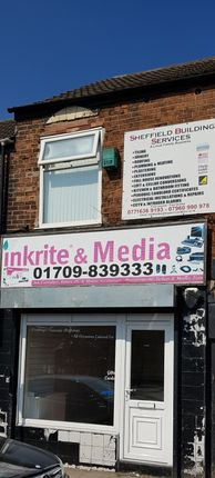 Retail premises for sale in Wellgate, Rotherham