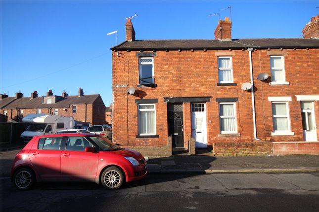 Front Elevation of 1 Esther Street, Carlisle, Cumbria CA2