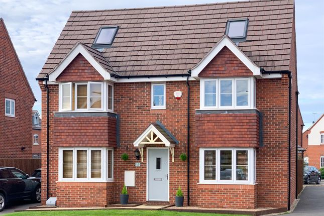 Thumbnail Detached house for sale in Yeats Drive, Warwick