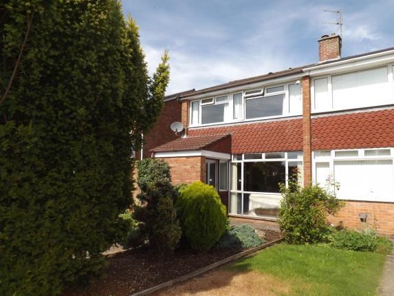 Thumbnail Semi-detached house for sale in Kestrel Drive, Pucklechurch, Bristol, Gloucestershire