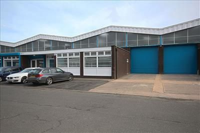 Thumbnail Light industrial to let in Unit 4, Mucklow Hill Trading Estate, Mucklow Hill, Halesowen